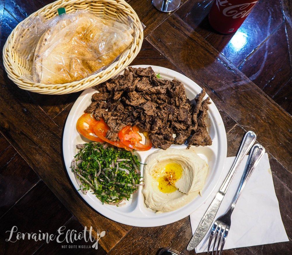El Jannah, Abla's, Granville