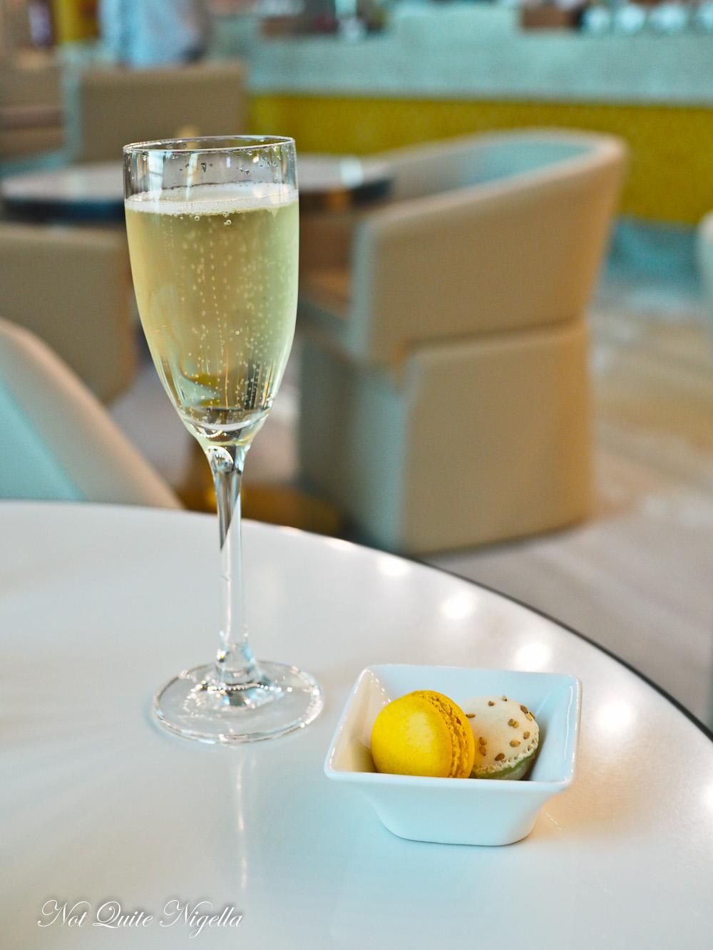 Emirates Dubai Business Class Lounge