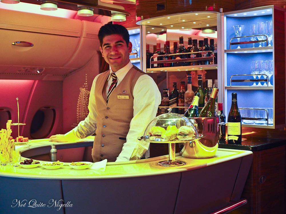 Emirates Business Class Flight Review