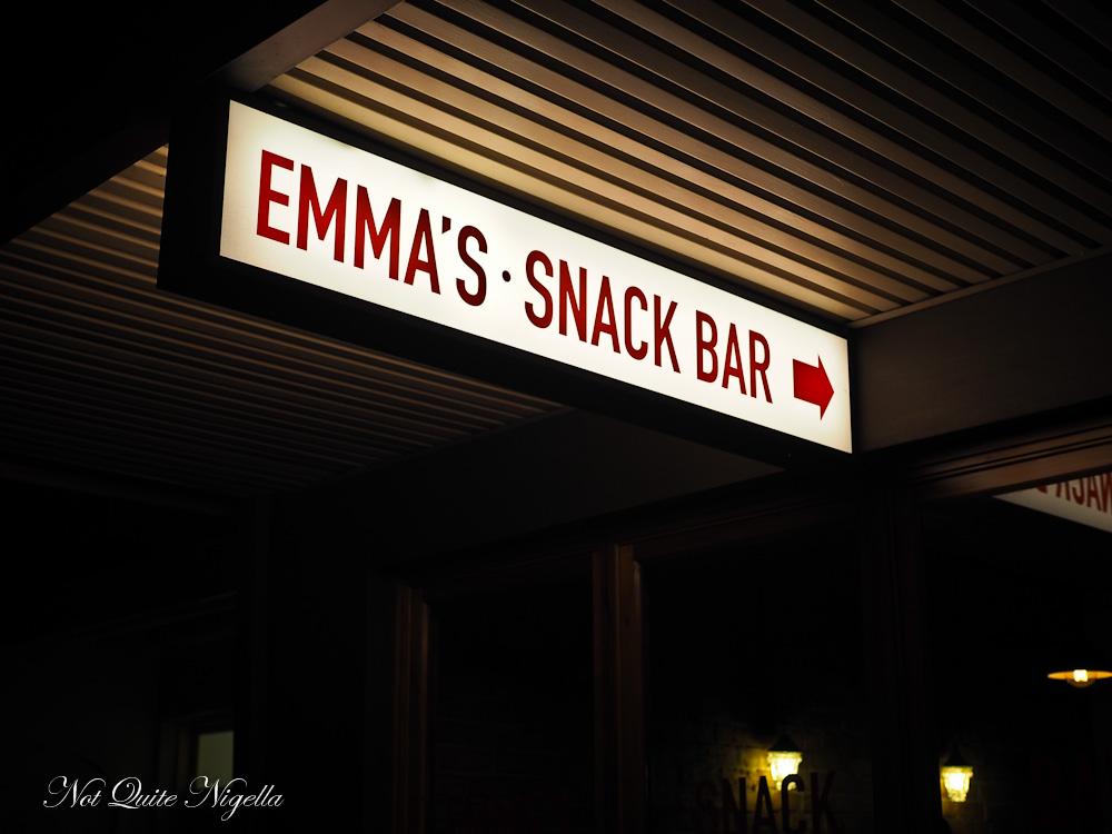 Emma's Snack Bar