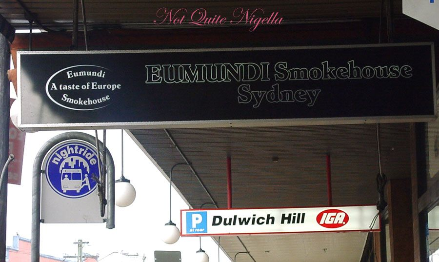 Eumundi Smokehouse at Dulwich Hill