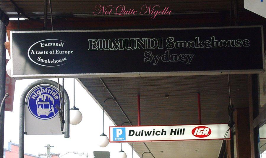 Eumundi Smokehouse at Dulwich Hill