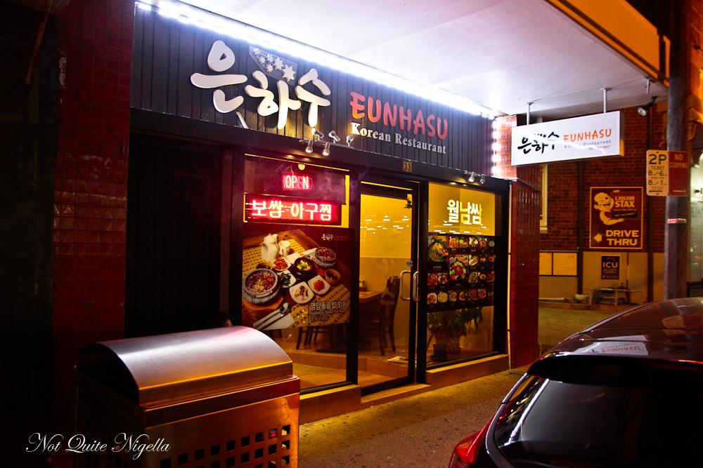 Eunhasu Strathfield