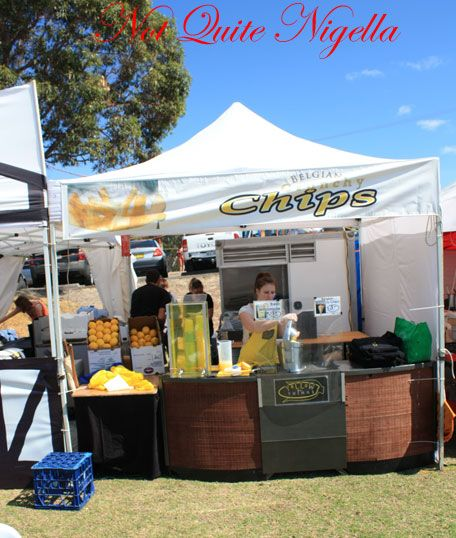 eurofest frenchs forest belgian chips