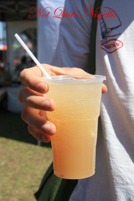 eurofest frenchs forest chili ginger lemonade drink