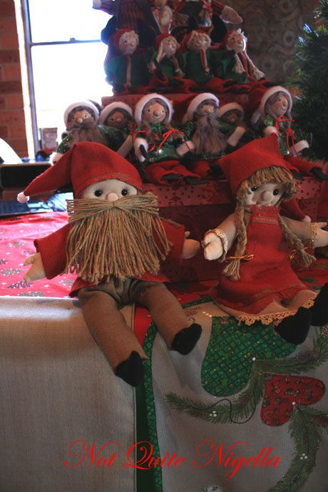 eurofest frenchs forest danish christmas dolls