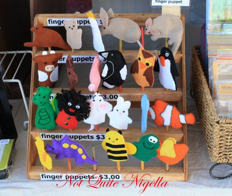 eurofest frenchs forest finger puppets