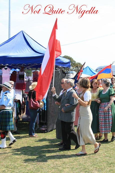eurofest frenchs forest parade 2