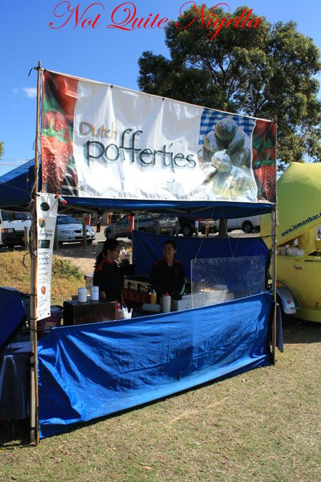 eurofest frenchs forest poffertjes