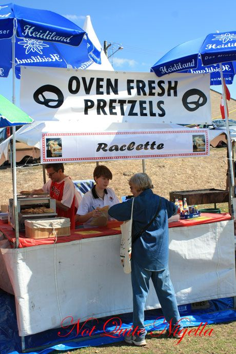 eurofest frenchs forest pretzels