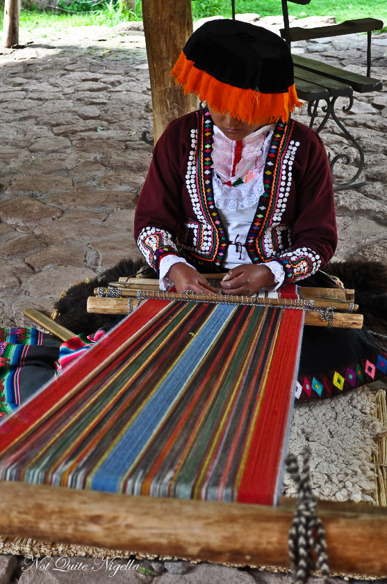 Experiential Traveller Peru