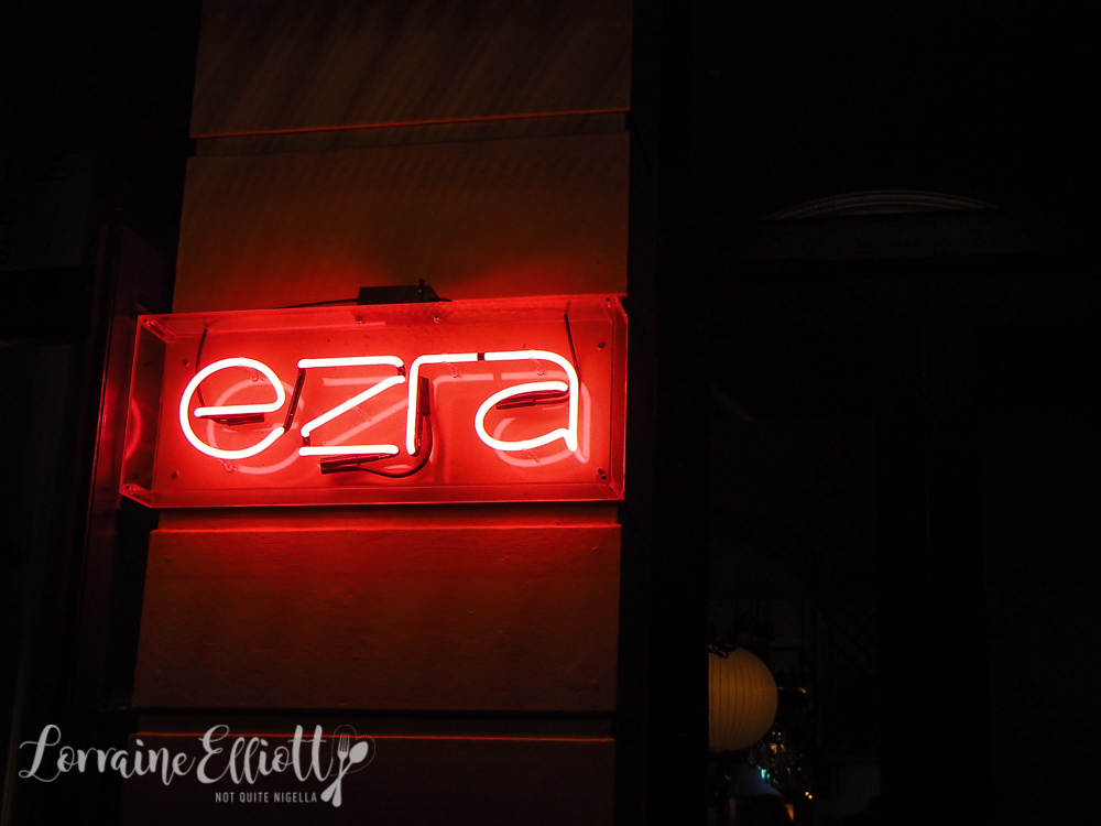 Ezra, Potts Point
