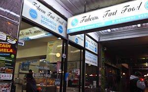 Faheem Fast Food, Enmore