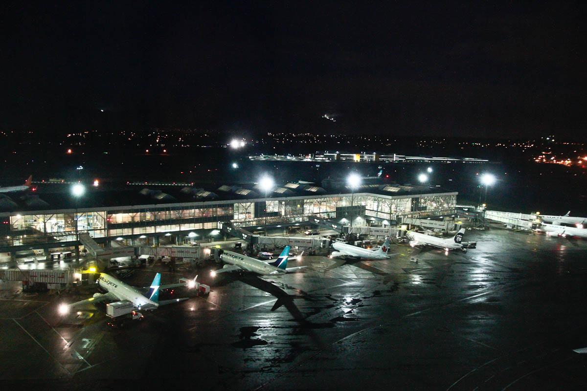The Fairmont Vancouver Airport Not Quite Nigella
