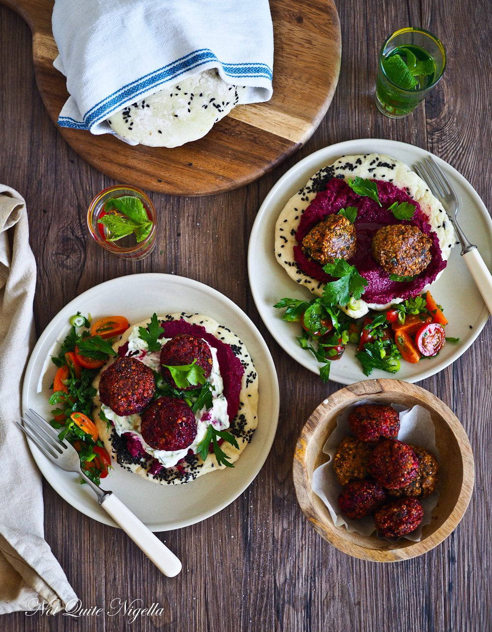 How To Make The Best Falafel