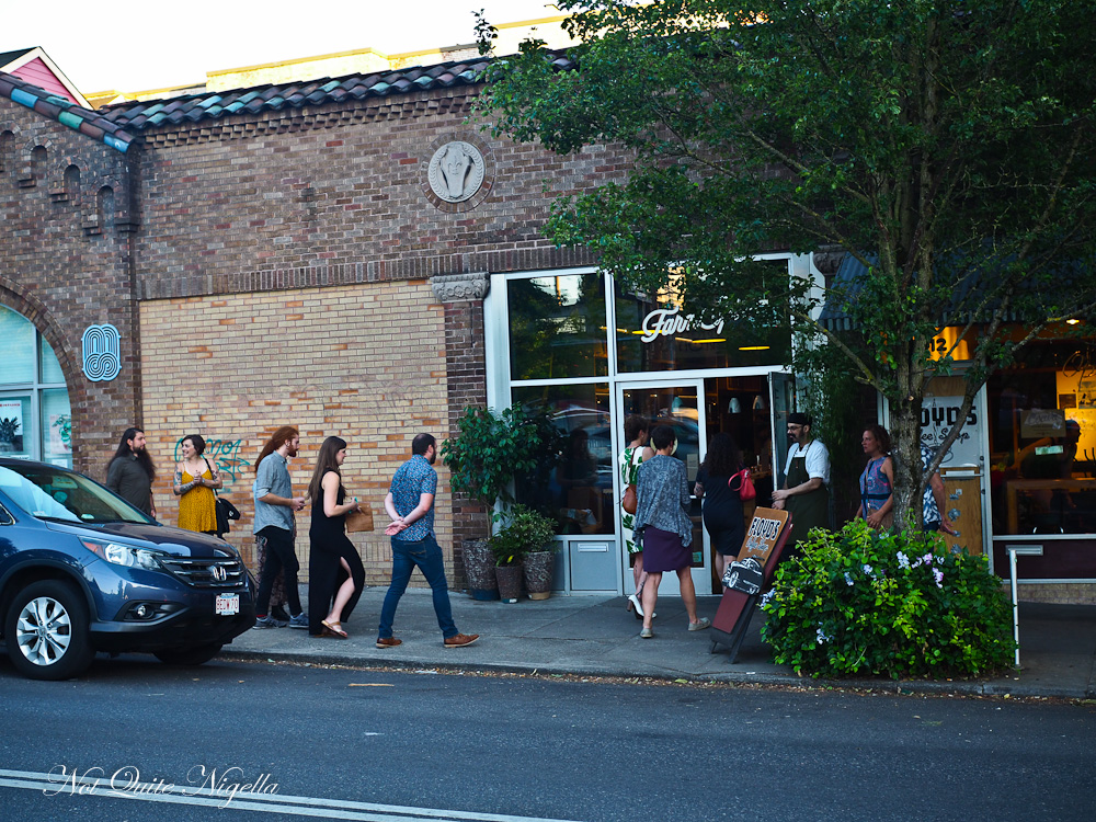 Farm Spirit Portland Vegan restaurant