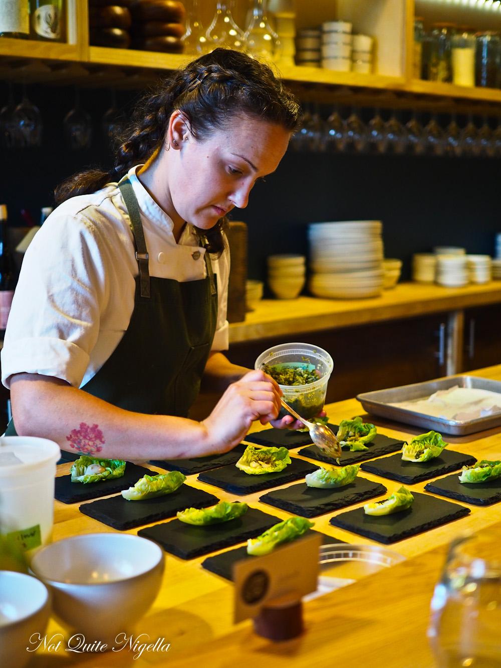 Farm Spirit Portland Vegan restaurant