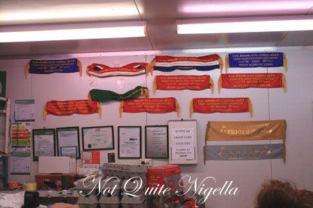 farmgate m&abutchers ribbon