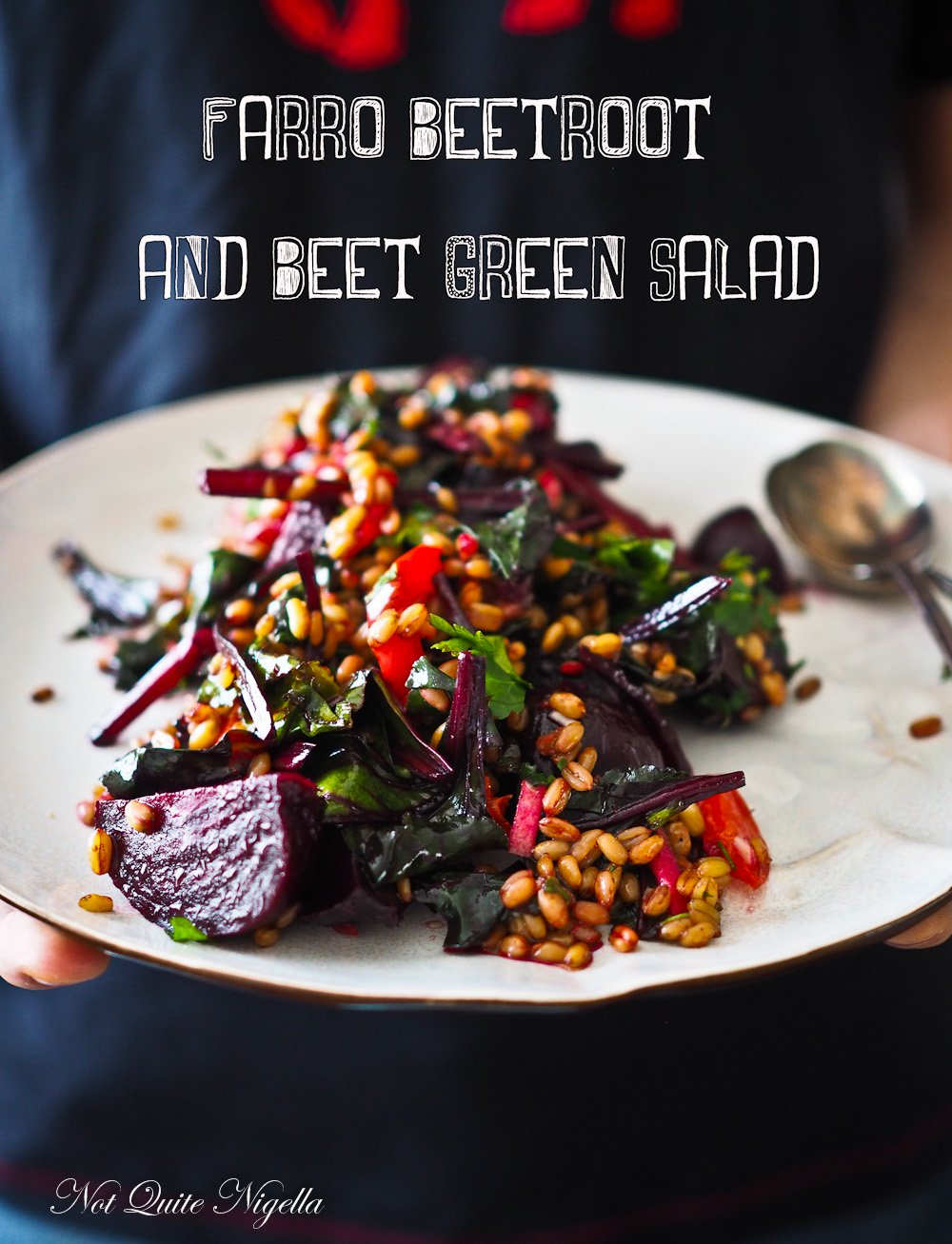 Farro Beetroot Salad