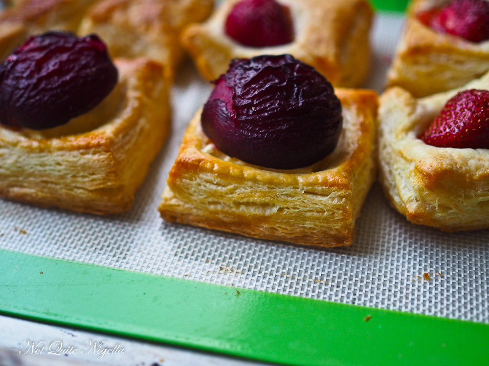 15 Minute Puff Pastry