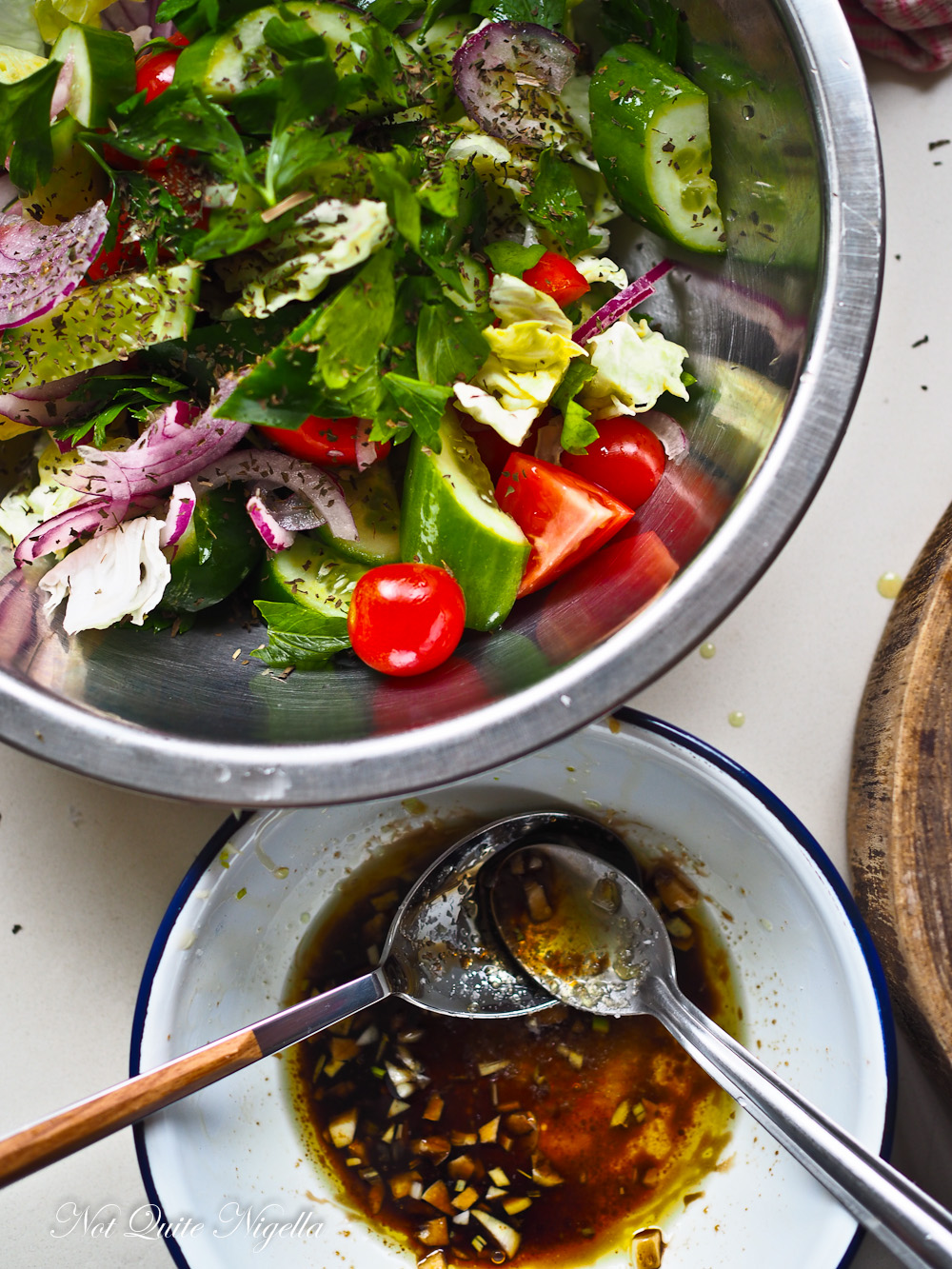 Fattoush Salad Recipe