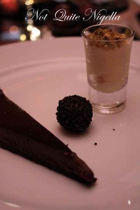 ferrero rondnoir dinner tobie puttock dessert