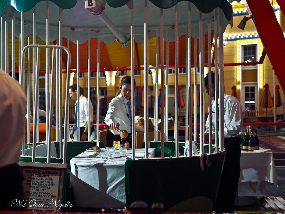Luna Park Ferris Wheel Dinner