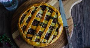 Better Feta - Feta & Onion Pie