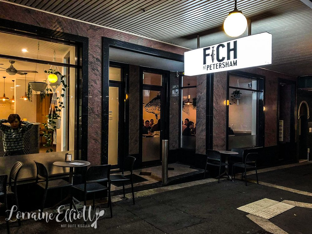 Fich Petersham review