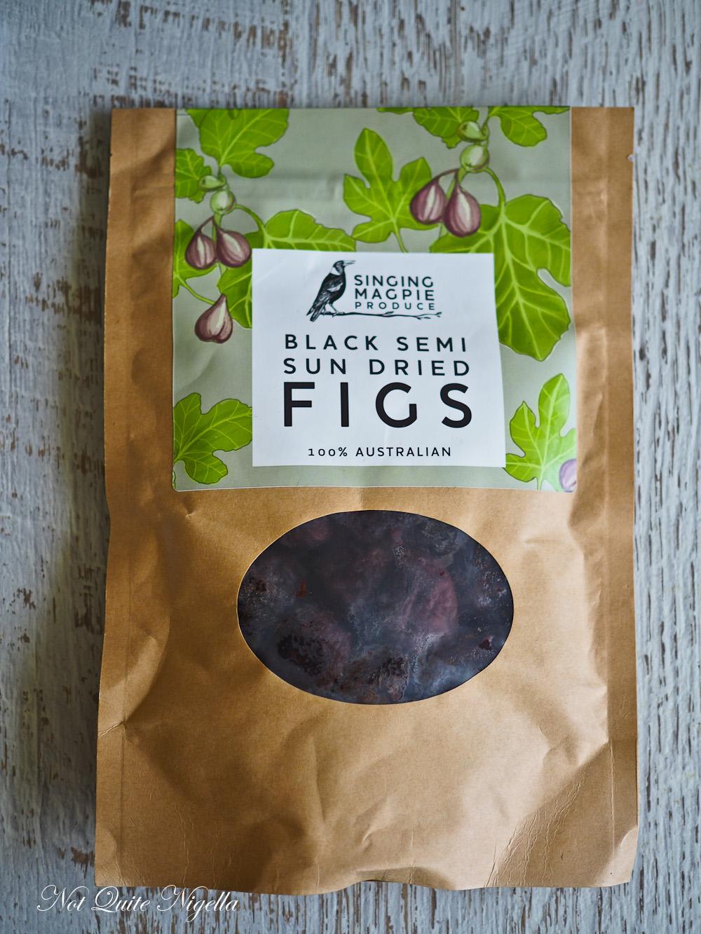 Fig Bircher Muesli
