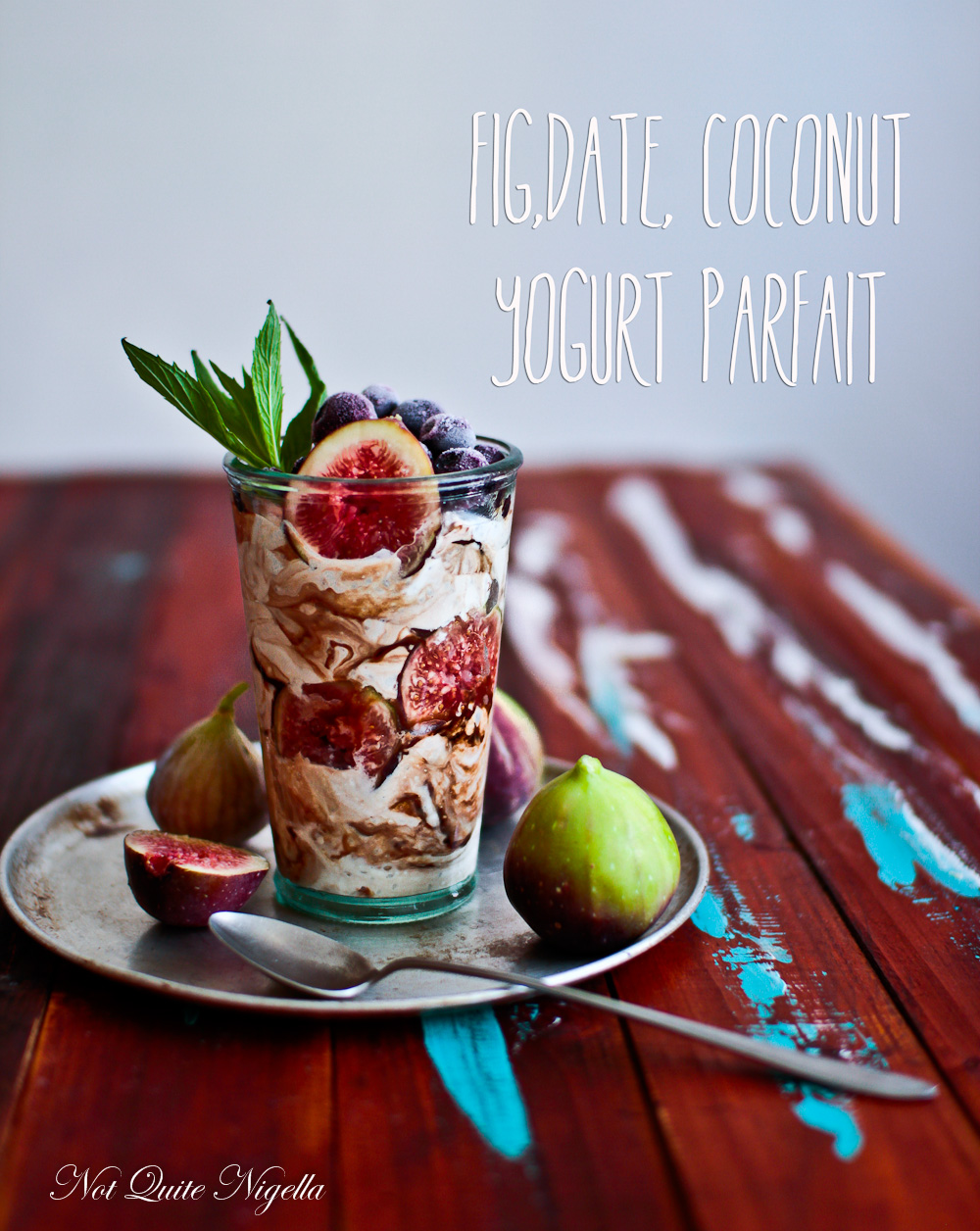 Breakfast Yogurt Recipe Parfait
