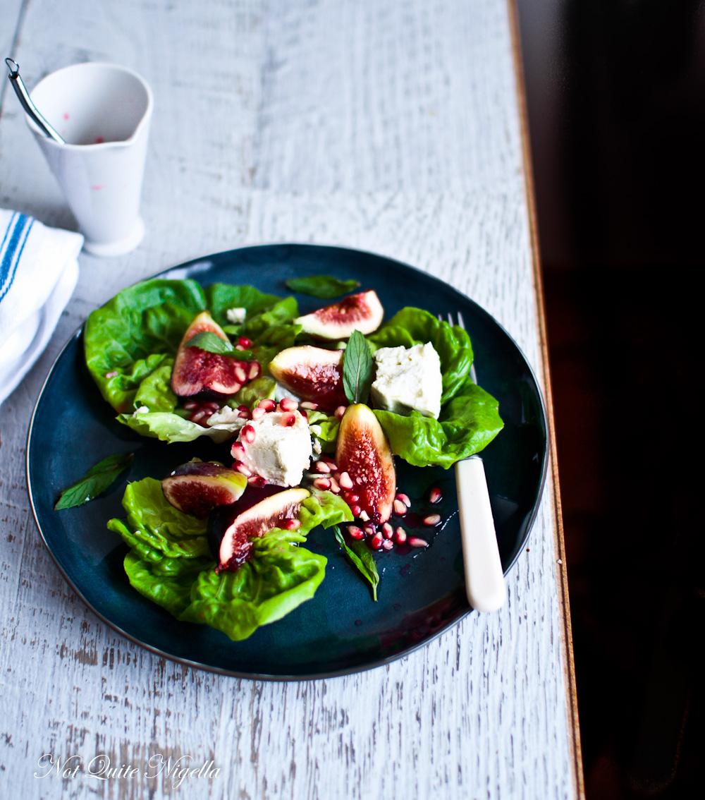 Fig Feta Salad