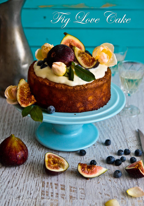 Fig Recipe Cake Gluten Free