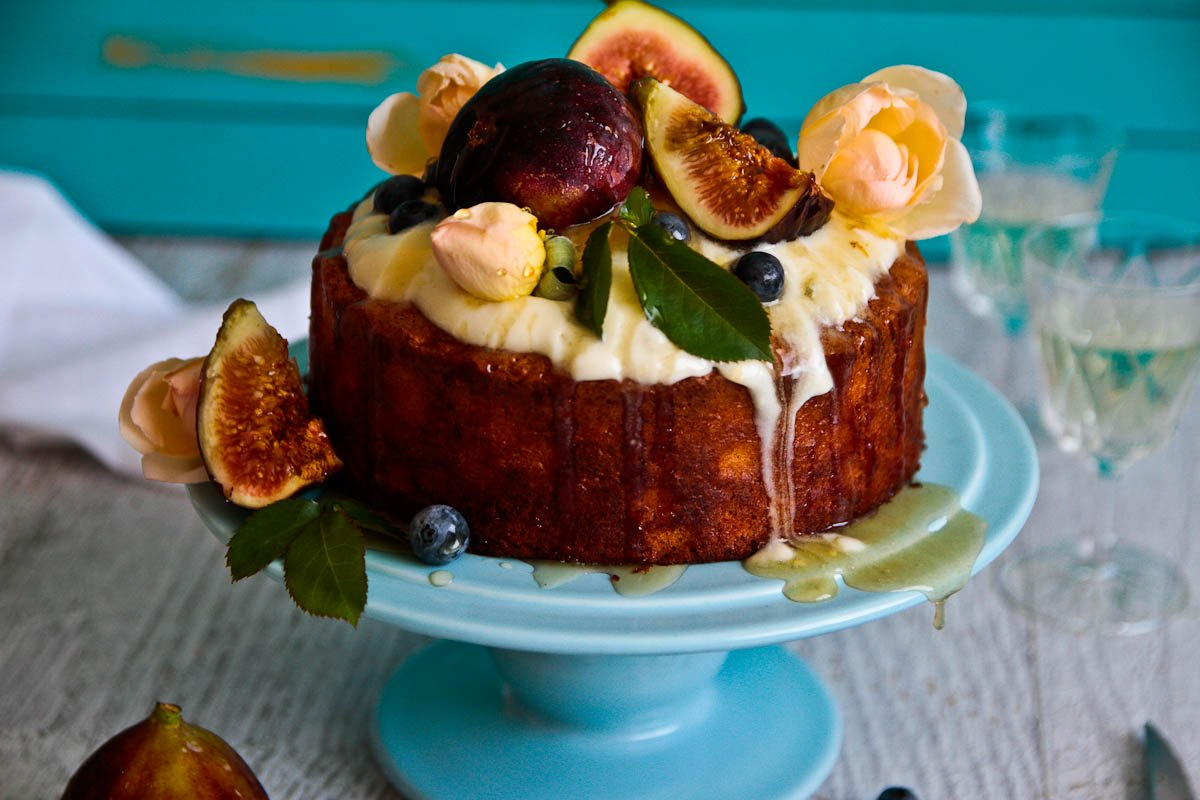 Fig Cake Gluten Free Recipe Not Quite Nigella