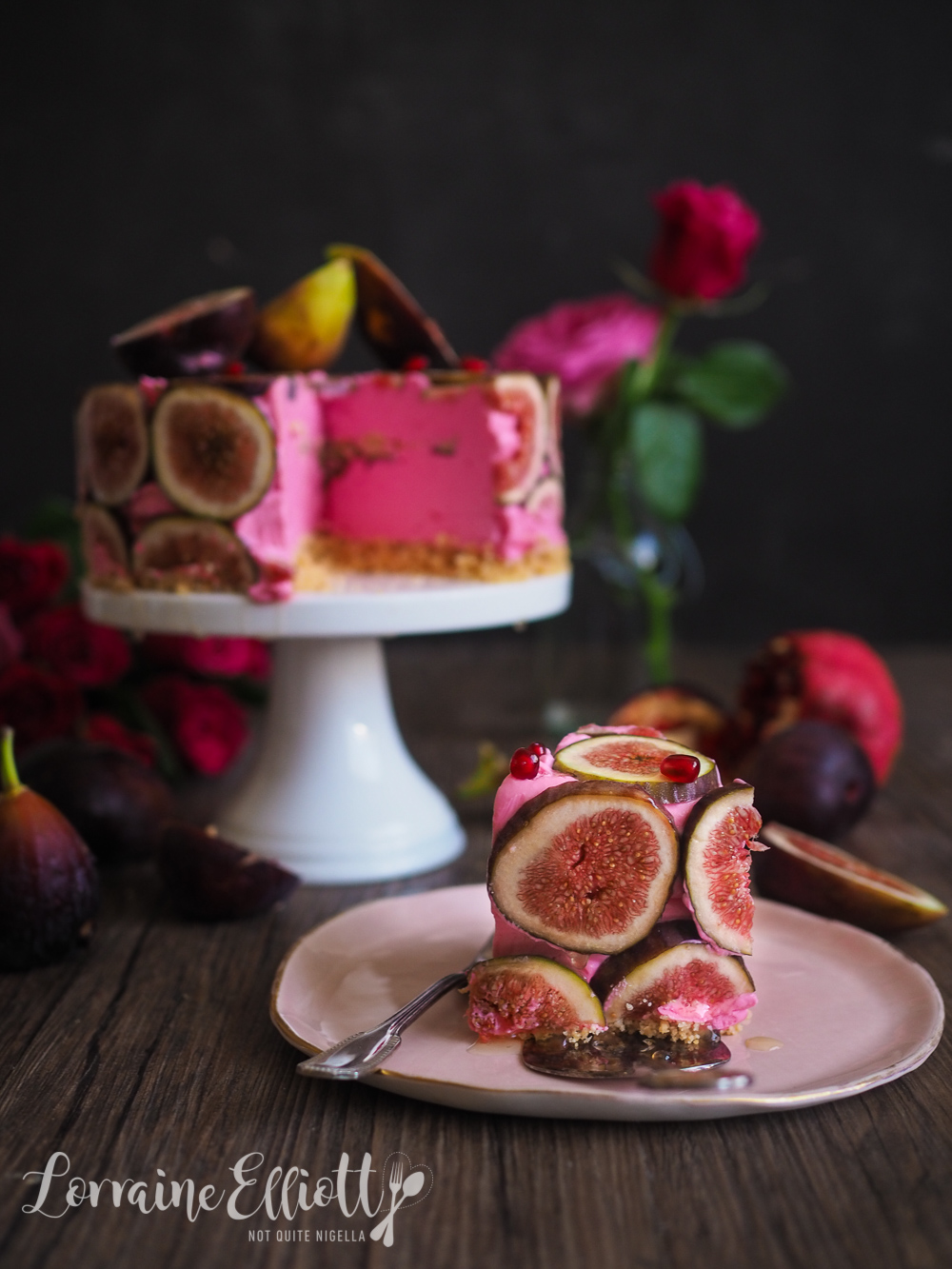 Fig Recipe No Bake Cheesecake