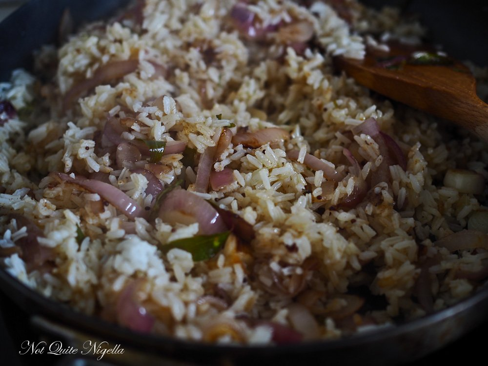 Fijian Chicken Curry Curry Leaf rice
