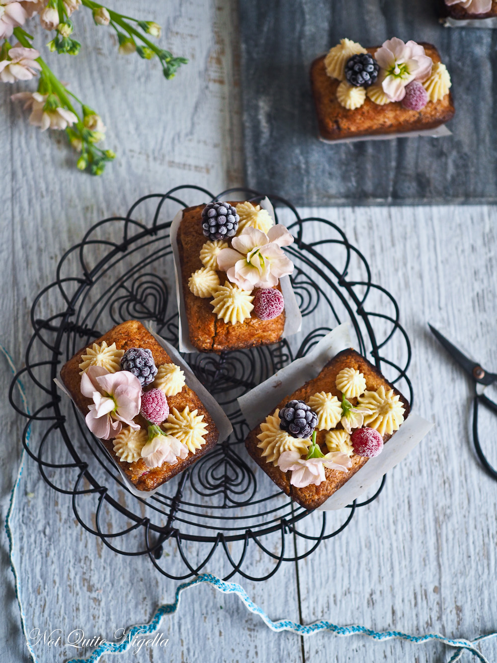 Financiers Recipe