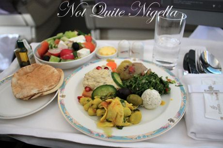 Emirates best meal option