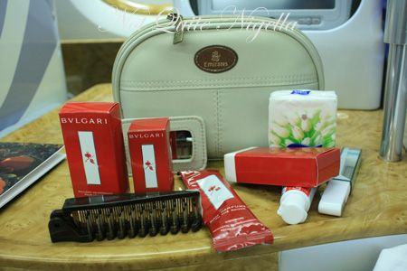emirates toiletries