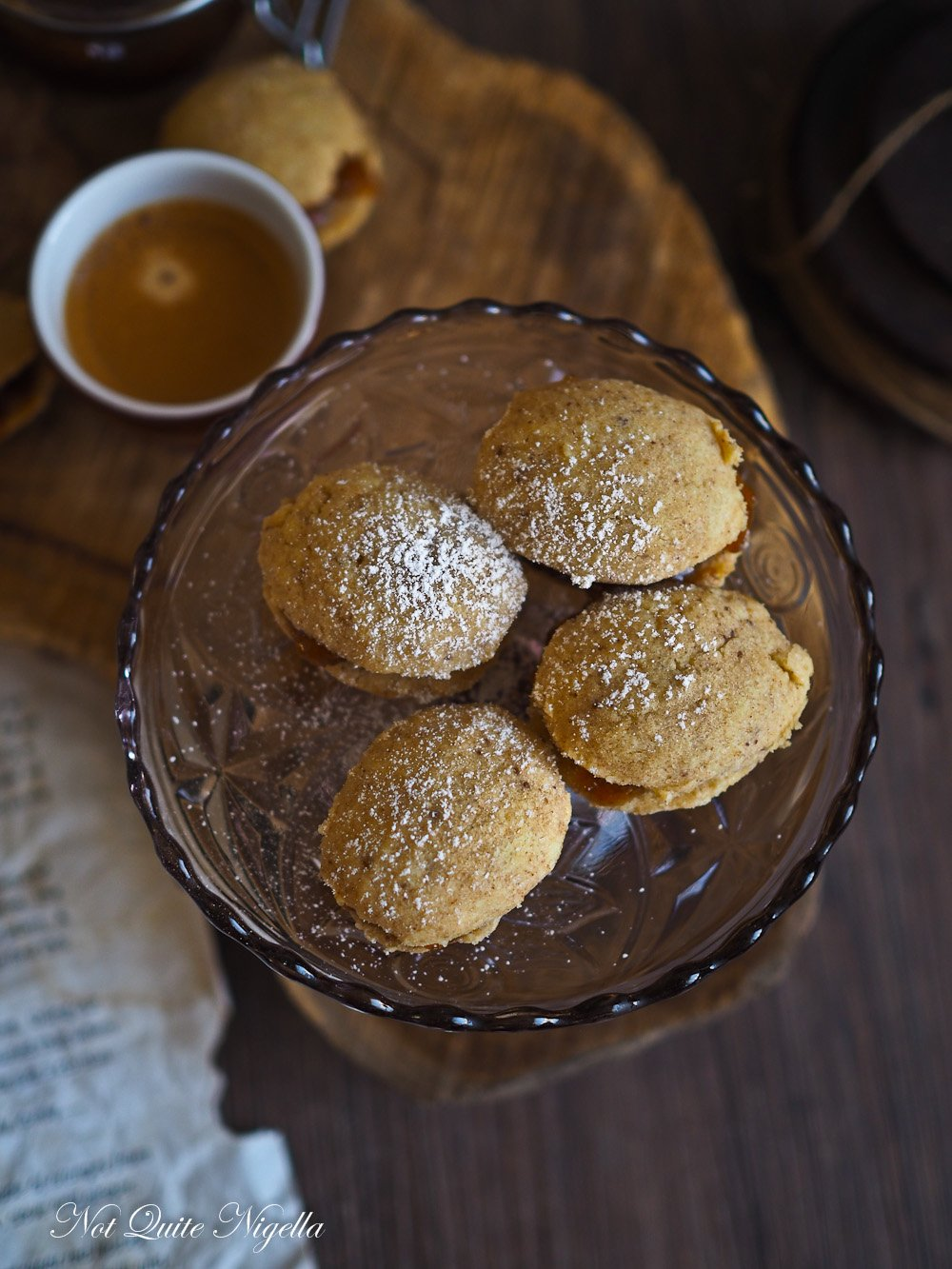 Lusikkaleivat Finnish Spoon Cookies