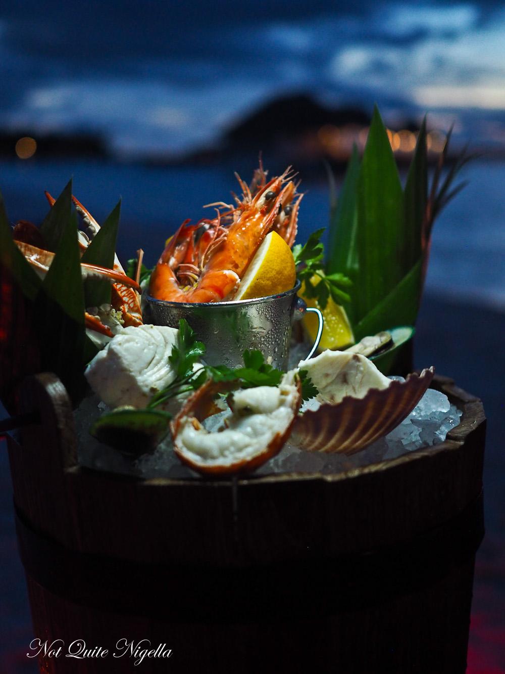 Finolhu Maldives Crab Shack