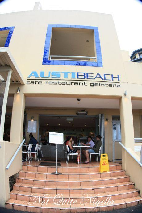 fireowrks cafe austi beach austinmer