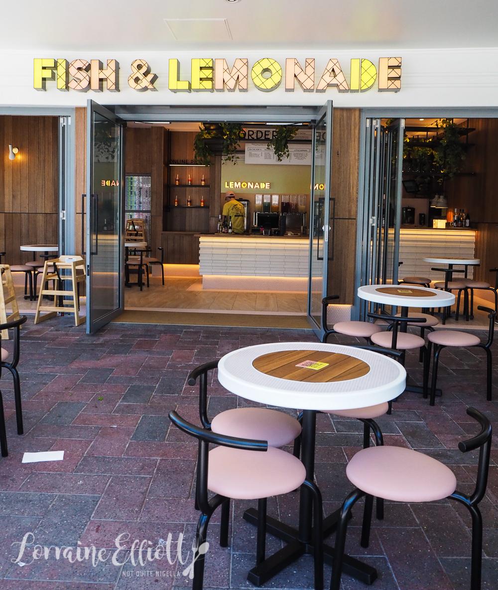 Fish & Lemonade, Manly