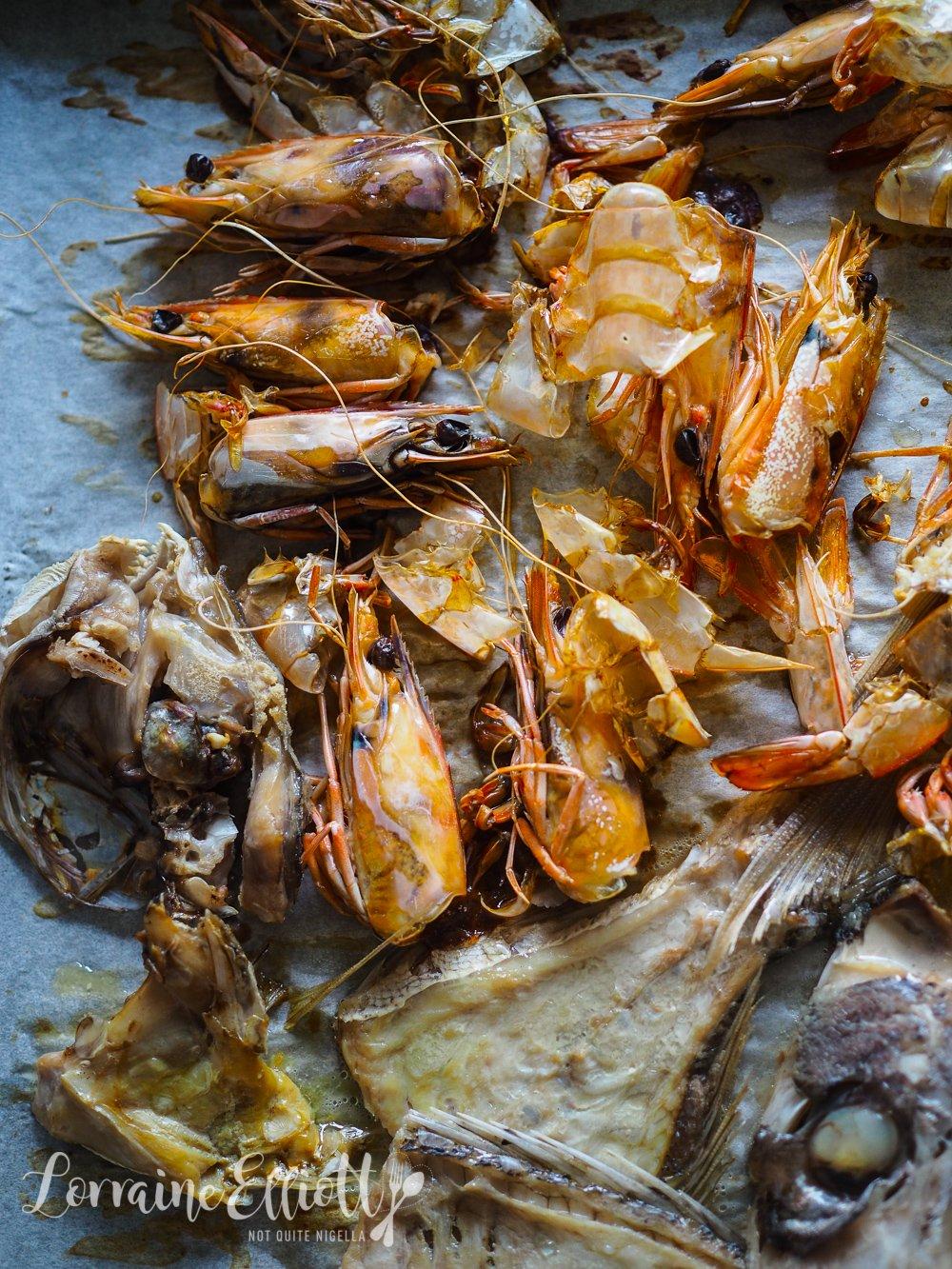 Fish Bone Pasta