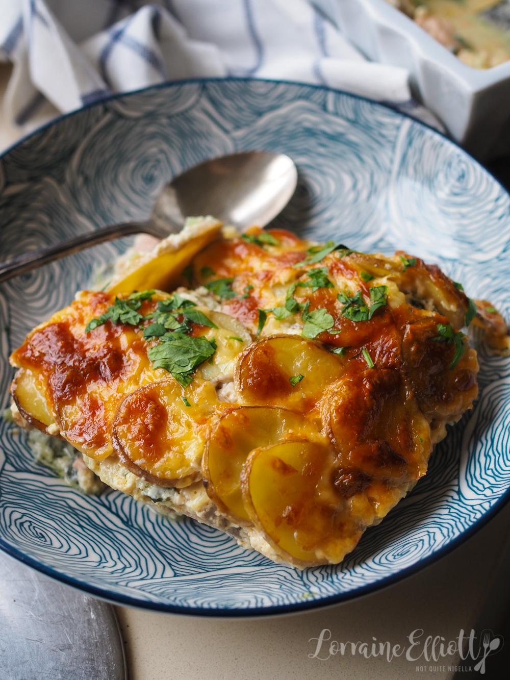 Fish pie healthy