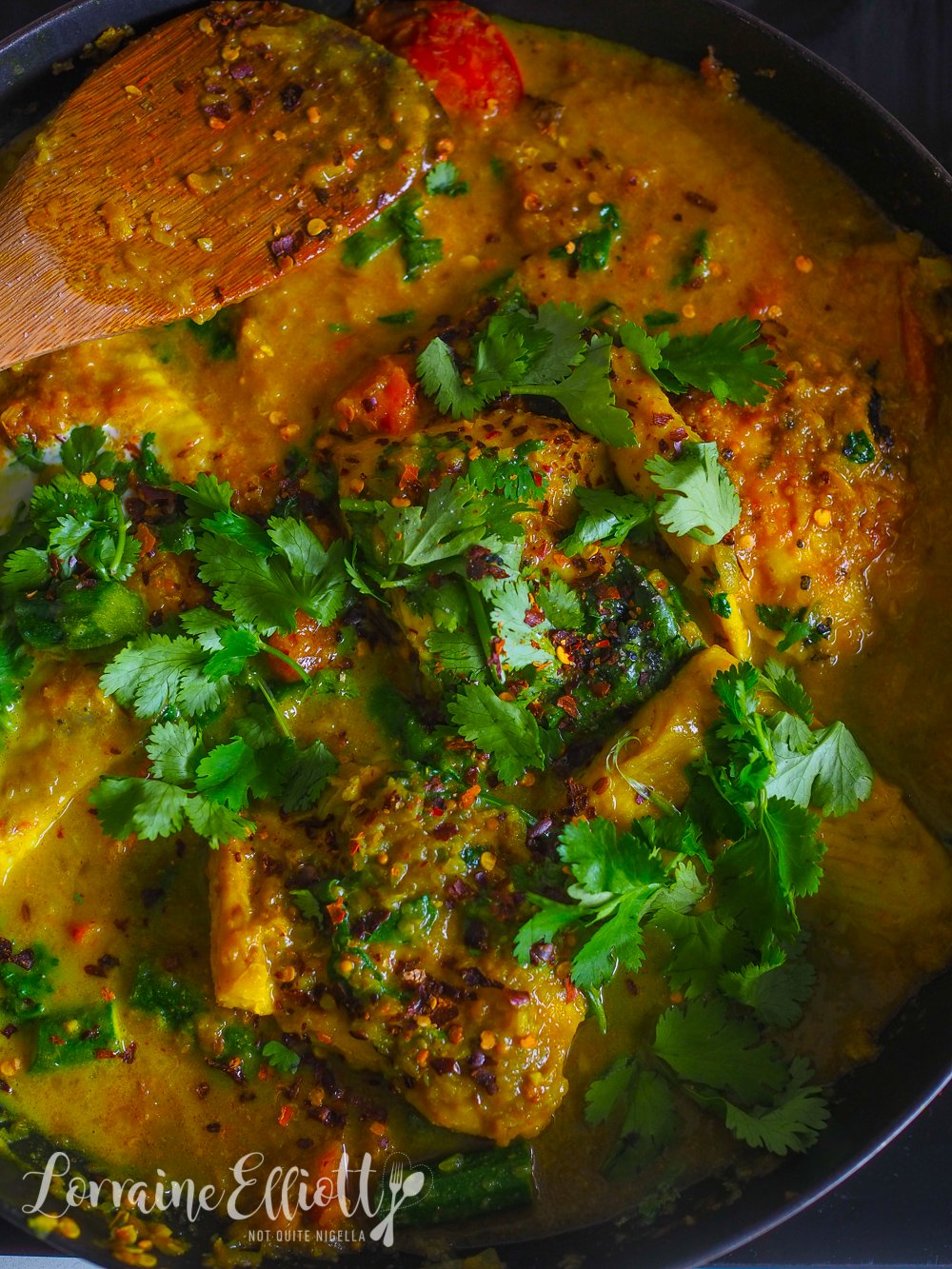 Turmeric Fish Curry Recipe