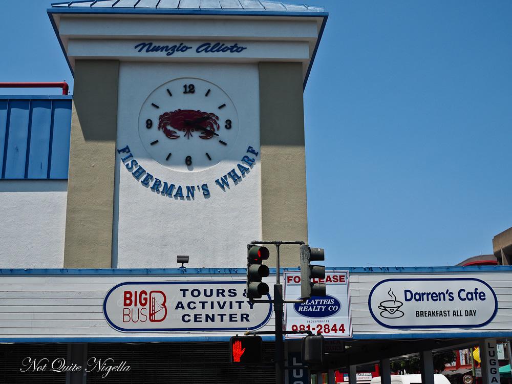 San Francisco Sourdough & The Fisherman's Wharf Boudin Bistro
