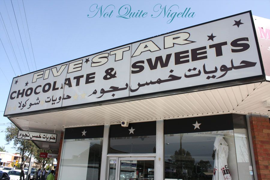 Five Star Chocolates and Sweets, Greenacre