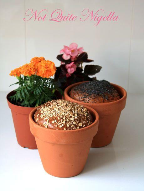 flowerpot bread 1