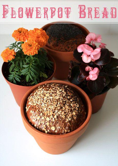 flowerpot bread 5